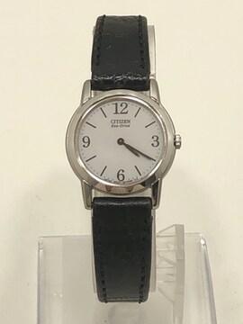 T314 CITIZEN シチズン Eco-Drive ソーラー腕時計