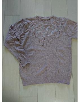 ソフトタッチ タートルネックセーター