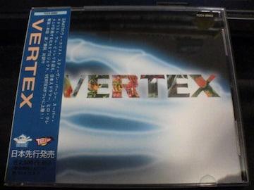 ヴァーテックスCD VERTEX 廃盤