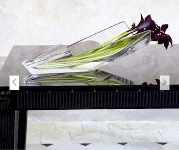 【新品】Baccarat バカラ DIVA ディーバ BASE 花瓶