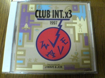 CD CLUB INT.X3 1997 J-WAVE & JCB