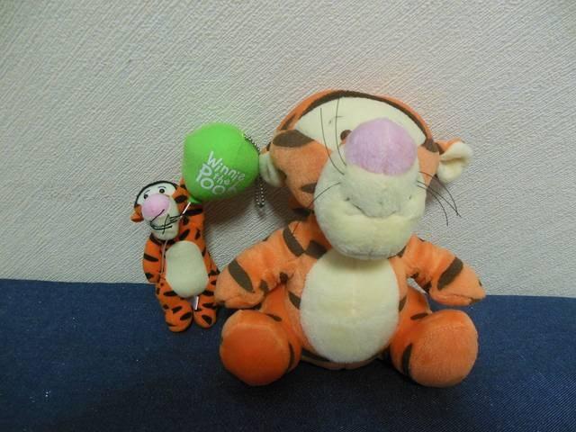 ディズニー くまのプーさん ティガー ぬいぐるみ(1) pooh < おもちゃの