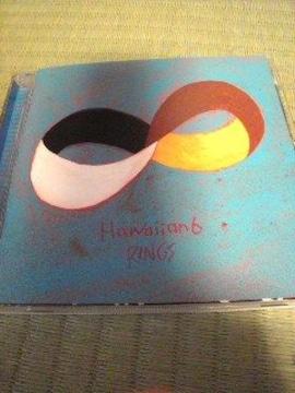 CD:Hawaiian6(ハワイアン6)RINGS 帯無し