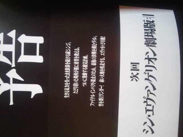 エヴァンゲリヲン新劇場版:Q記録集 < アニメ/コミック/キャラクターの