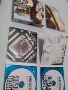 水樹奈々/SUPER LIBERTY CD+DVD