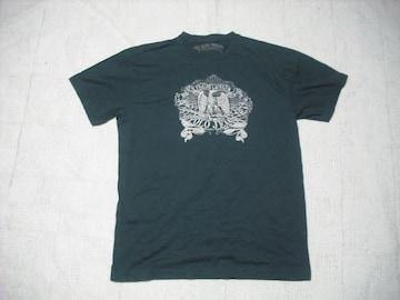 06 男 ラルフローレン 黒 半袖Tシャツ L