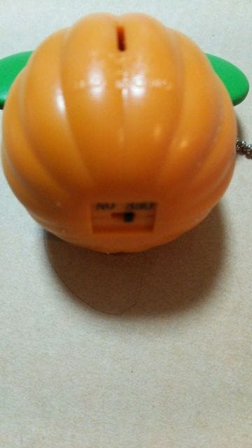 可愛い!ミッキー柄のハロウィンキーホルダー!光っちゃう!�@ < おもちゃの