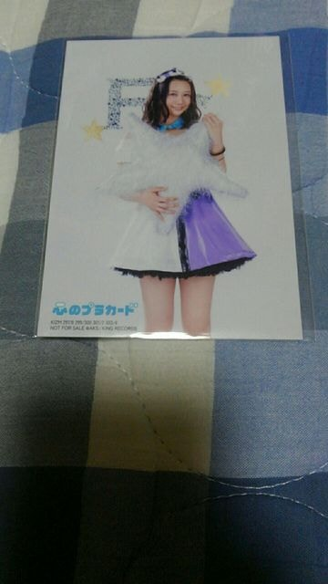 AKB48 心のプラカード古畑奈和特典写真  < タレントグッズの