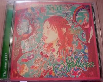 SAKURA サクラ - The star XVII 名盤 CD