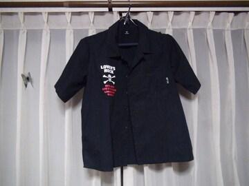 LOVER,S ROCKのドレスシャツ 半袖!