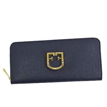◆新品本物◆フルラ BELVEDERE XL 長財布(D.NV)『PBK2』◆
