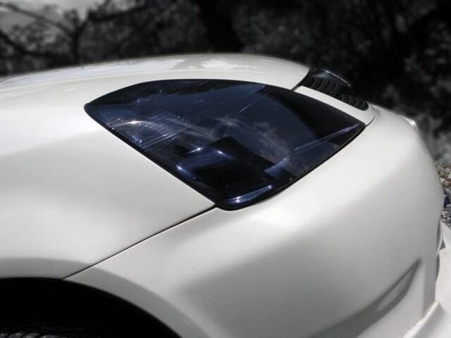 Tint+再利用OK ストリームRN1〜4前期ヘッドライト スモークフィルム T1 < 自動車/バイク
