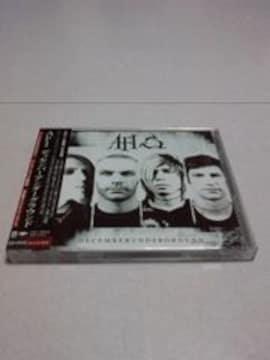 <送無>AFI★国内盤+3=全15曲+ボーナスDVD(PV4曲/ライヴ映像ほか)