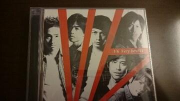 V6「Very best 2」2枚組