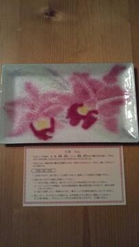 *工芸品・七宝らん・飾り皿・未使用*