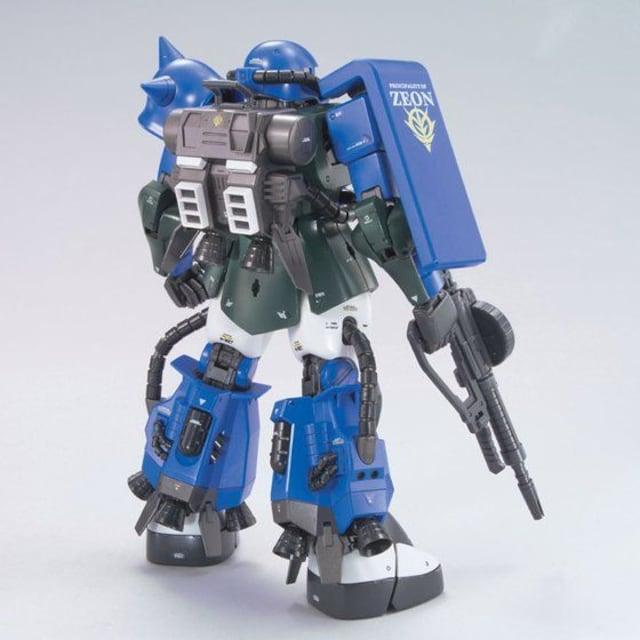 限定 MG 1/100 アナベル・ガトー専用ザク�U < ホビーの