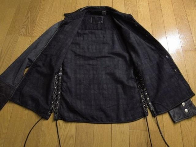 【定価50190円】バックボーン(BACKBONE)サイドレースシャツ★ < ブランドの