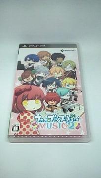 PSP うたの☆プリンスさまっ♪ MUSIC2 / うたプリ プレイステーションポータブル