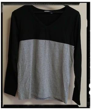 ☆VネックTシャツ