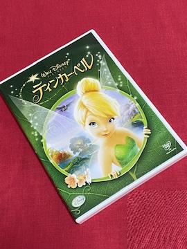 【送料無料】ディズニー「ティンカー・ベル」(DVD)