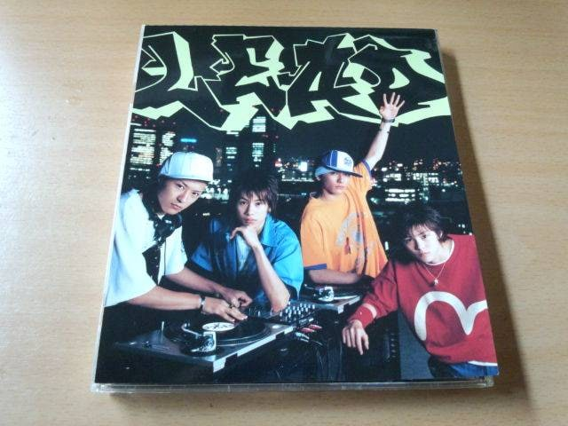 Lead CD「BRAND NEW ERA」リード 初回限定版●  < タレントグッズの