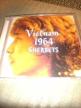 CD:SHERBETS(浅井健一ブランキー)Vietnam
