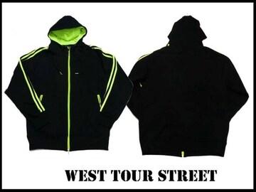 新 west tour street 3 ストライプ セットアップ 3XL