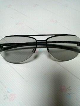 ディオールオムサングラス眼鏡diorhommeレザー