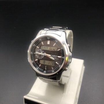 即決 CASIO カシオ LINEAGE ソーラー 腕時計 LCW-M300
