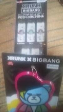 BIGBANG【ハロウィンクリアボトル&バッグタグ】ジヨン