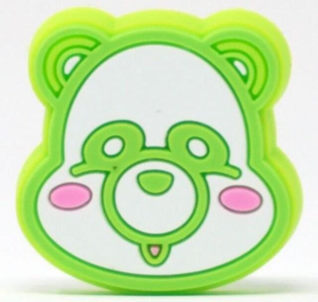AAA SUMMER PARTY 2018 浦田直也 緑 ラバーピンバッジ>顔 < タレントグッズの