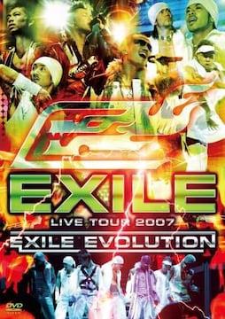 新品■ EXILE LIVE TOUR 2007 EXILE EVOLUTION(2枚組)