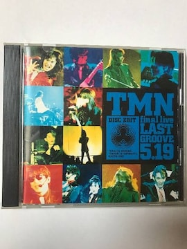 TMN(TM NETWORK) / final live LAST GROOVE 5.19