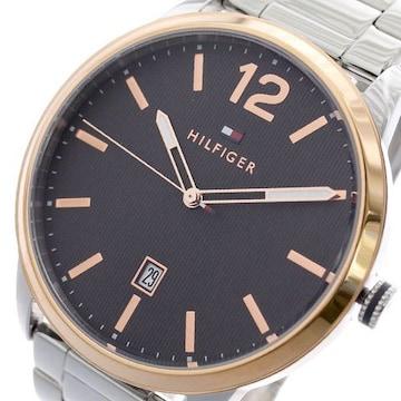 トミーヒルフィガー 腕時計 メンズ 1791498 クォーツ