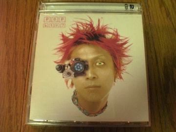 POP CD POP6to7 初回限定版CDS付 廃盤