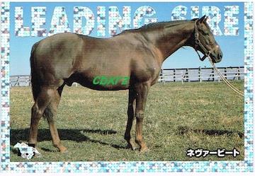 ネヴァービート RV-2 サラカー1997 競馬カード