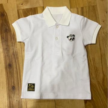 グラグラ男女OK半袖シャツ90ワイシャツ白