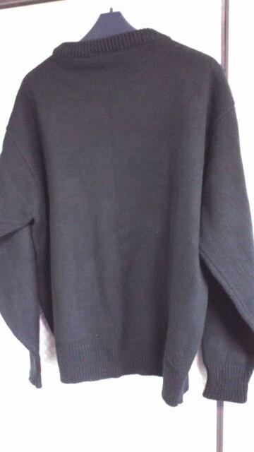 ヒューゴ・ボス高級セーターXL < ブランドの