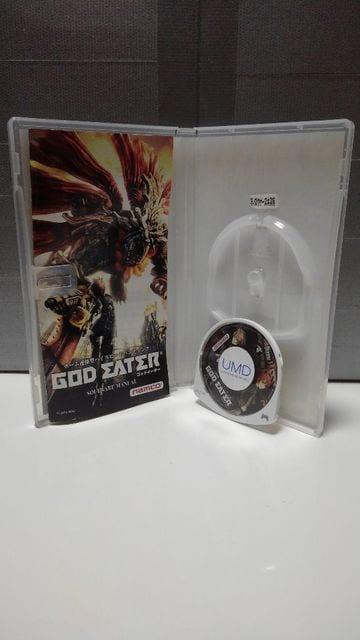 PSP GOD EATER(ゴッドイーター) 難あり < ゲーム本体/ソフトの