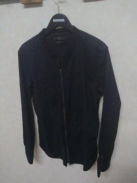 ディーゼル/DIESEL SLIM FIT MA1型シャツジャケット L