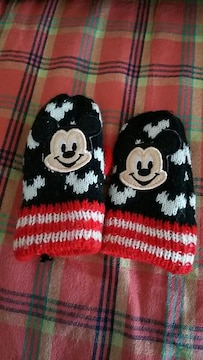 Mickey★ベビちゃん★手袋