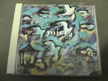 VOICE CD ブルー 廃盤