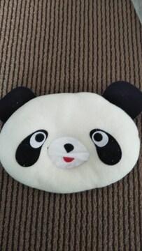赤ちゃん用枕 パンダ
