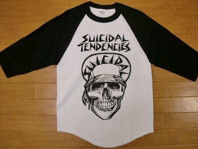 スイサイダルテンデンシーズ Tシャツ Sサイズ 新品  < 男性ファッションの