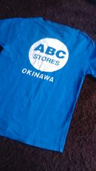 ABC stores OKINAWA Tシャツ