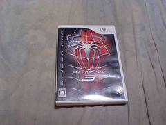 【Wii】スパイダーマン3