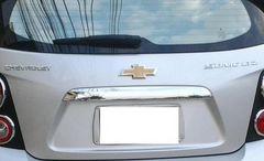 クロームメッキ鏡面トランクリッドモール ソニック KT300