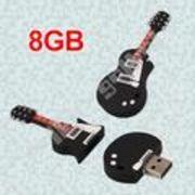 ★おもしろUSB ギター  4GB