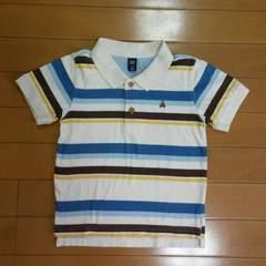 GAP☆ギャップ☆ポロシャツ風Tシャツ95