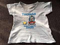 トーマス半袖肌着95センチブルー